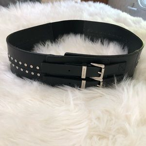 Michael Kors wide belt